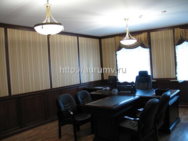 Представительский ремонт офиса.