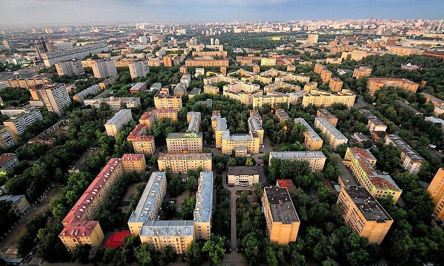 Россия - строительство жилья