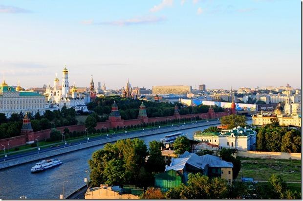 элитные районы Москвы
