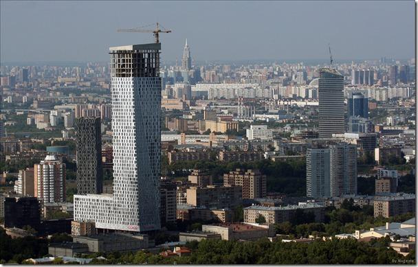 престижные районы Москвы
