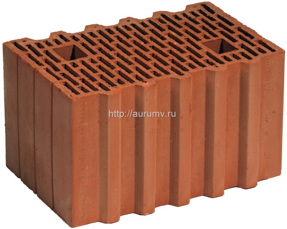 Блок из тёплой керамики как выгдядит фото