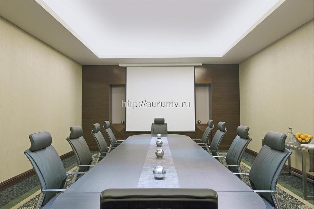 Отделка офисов в Москве.