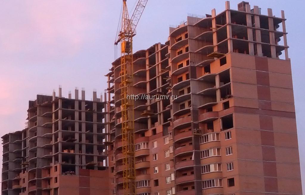 Строительство домов в России
