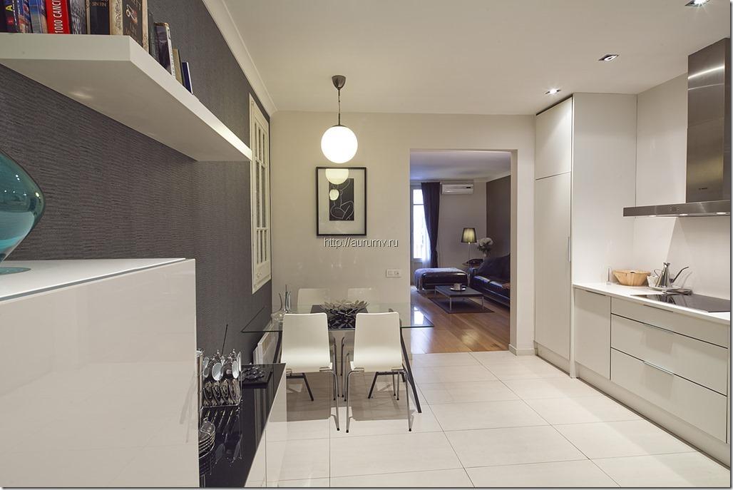 ремонт современных квартир фото кухни