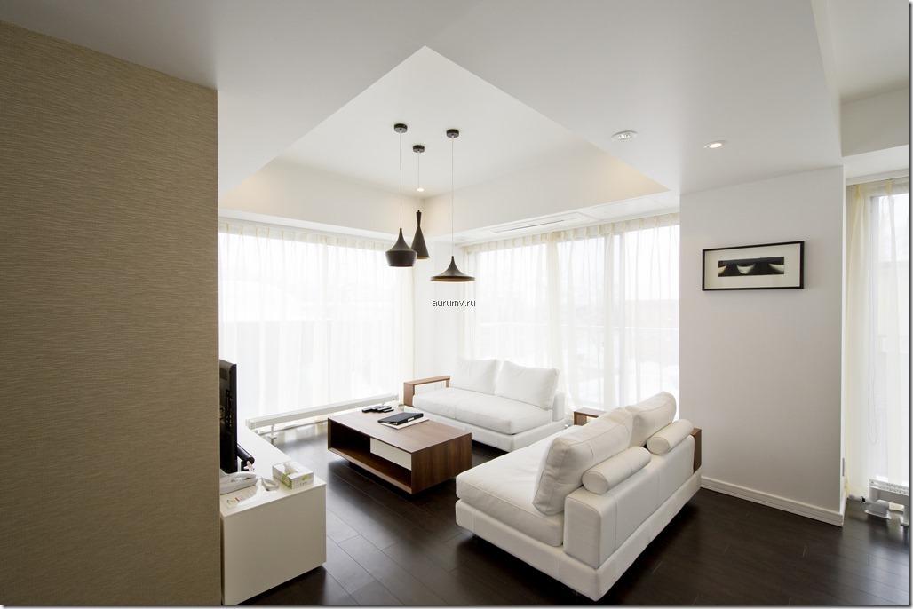 Отделка квартиры в новом жилом комплексе в Москве