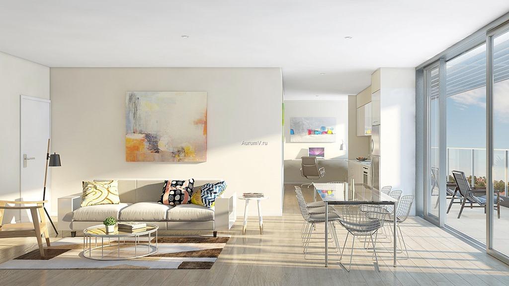 Интерьер современного дома фото