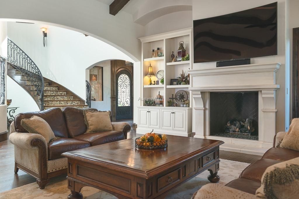Загородный дом в классическом стиле интерьер