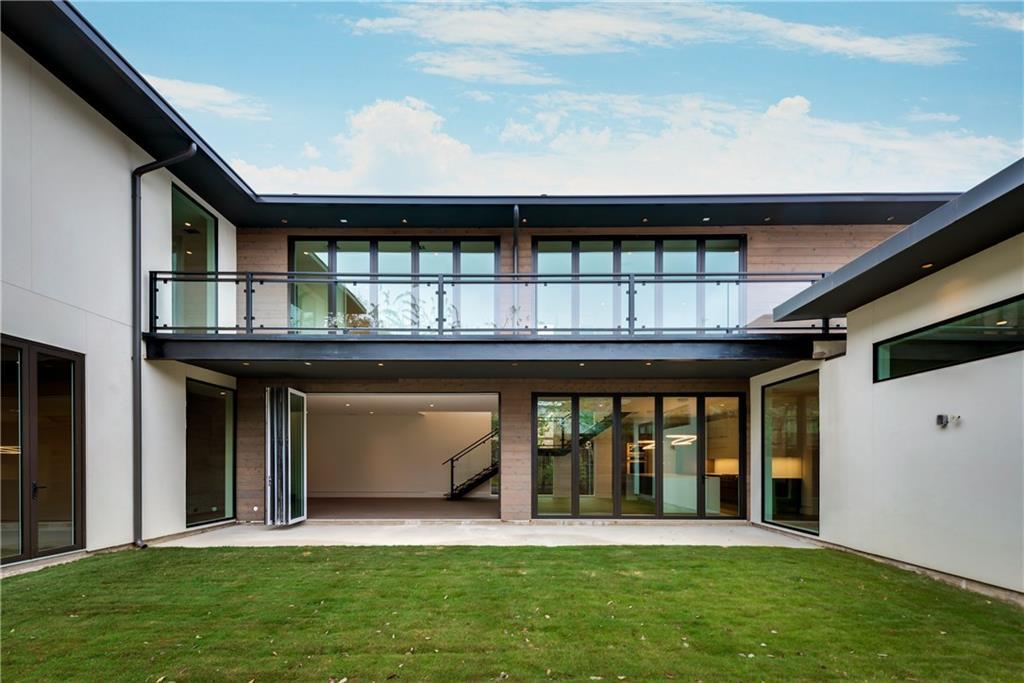 Стоительство дома по современному проекту