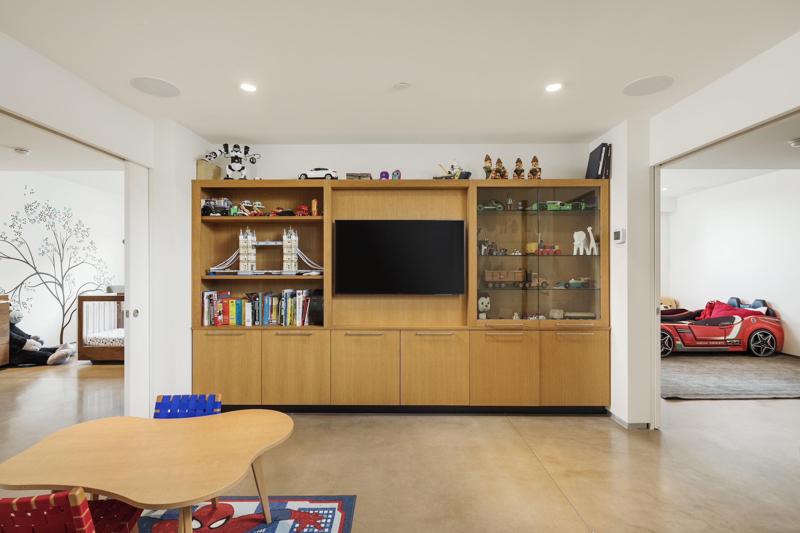 Элитная детская комната