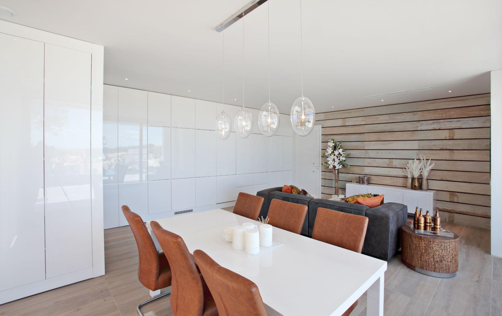 Ремонт кухни-столовой в элитной квартире в Москве