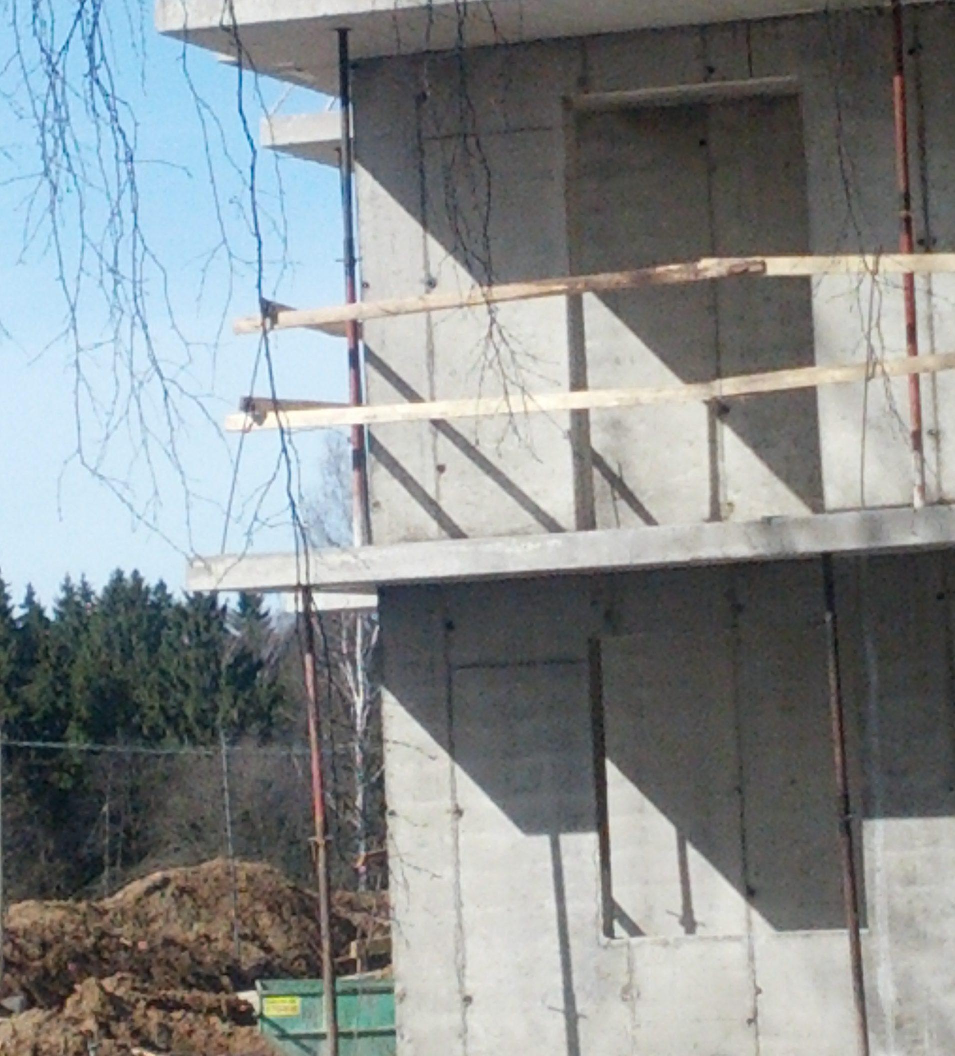 Строительство монолитных коттеджей