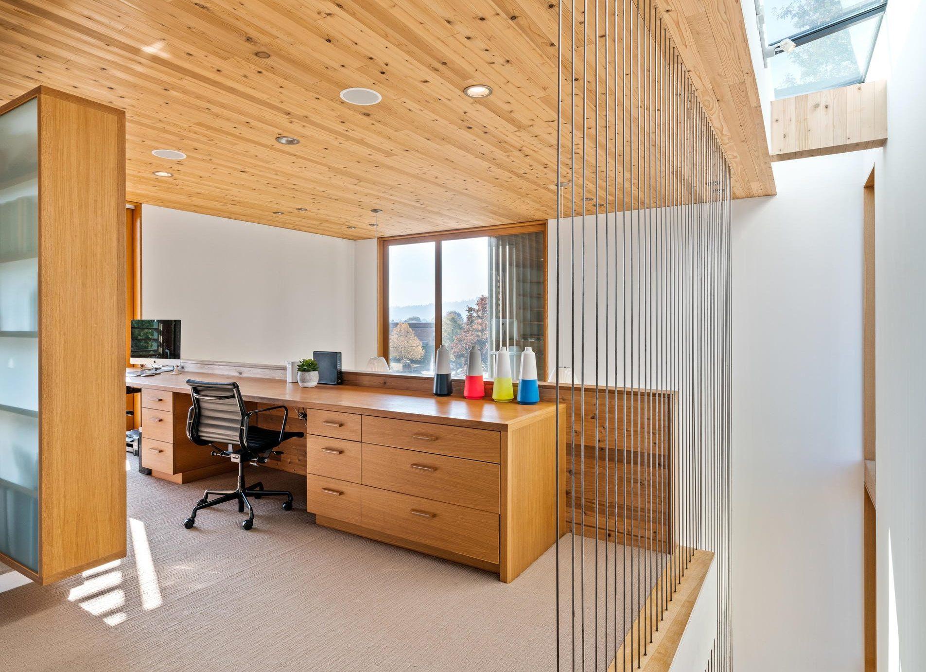 Отделка коттеджей современного дизайна