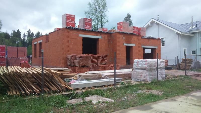 Строительство из тёплой керамики домов фото