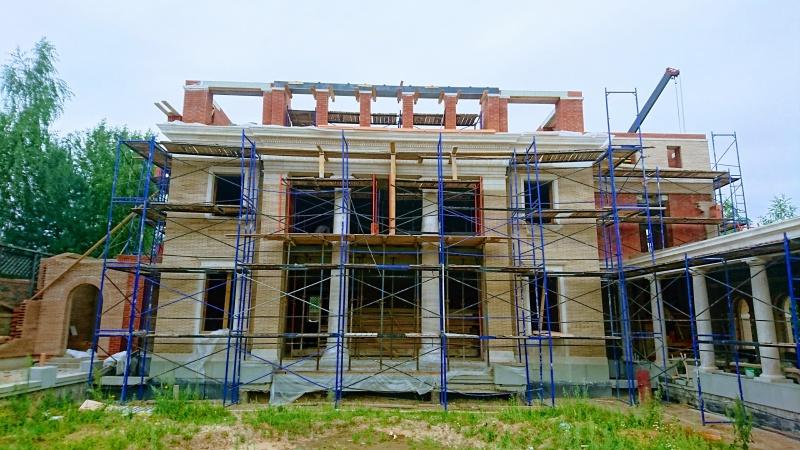 Строительство элитных домов в Москве