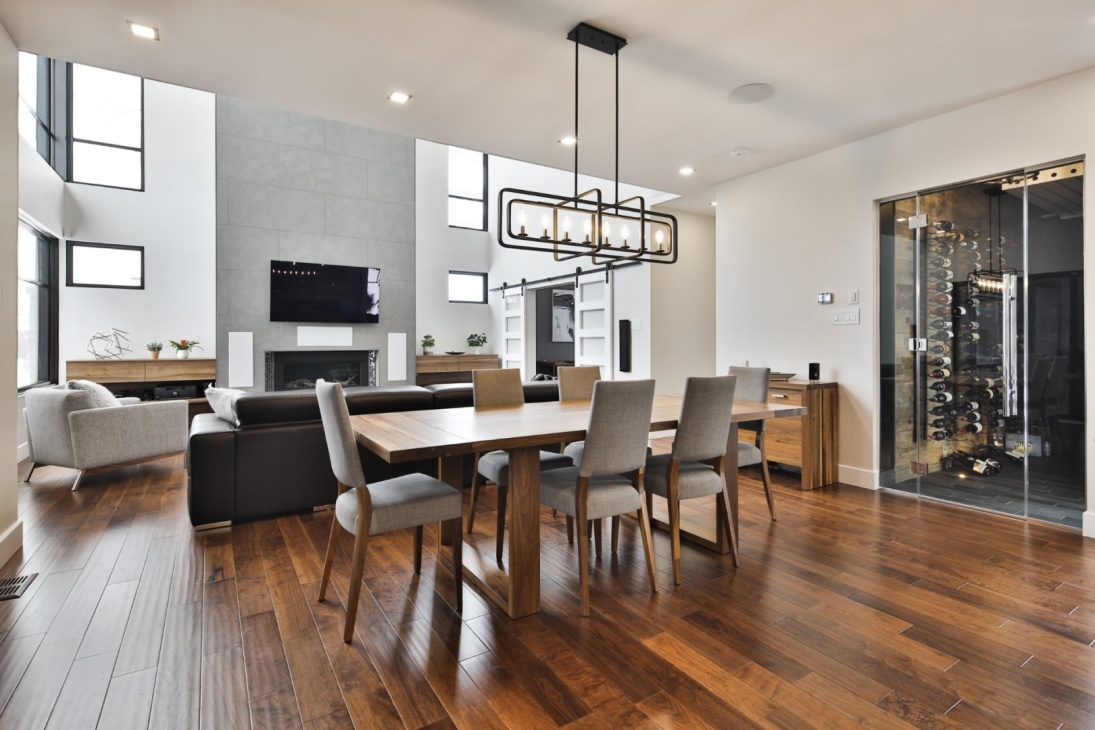 Современный ремонт дома с нуля под ключ цены