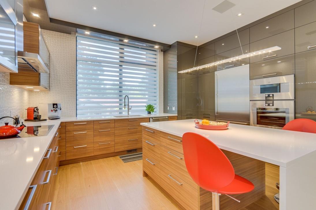 Ремонт кухни в квартире в Москве