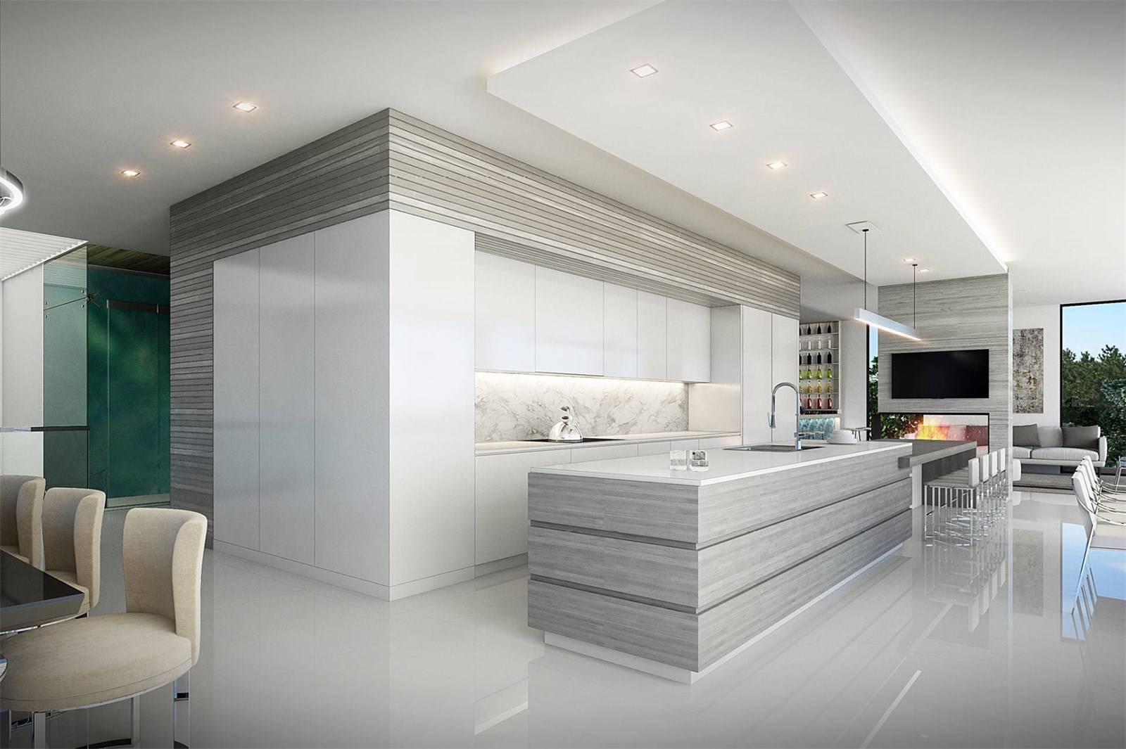 Дизайнерский ремонт элитного жилья