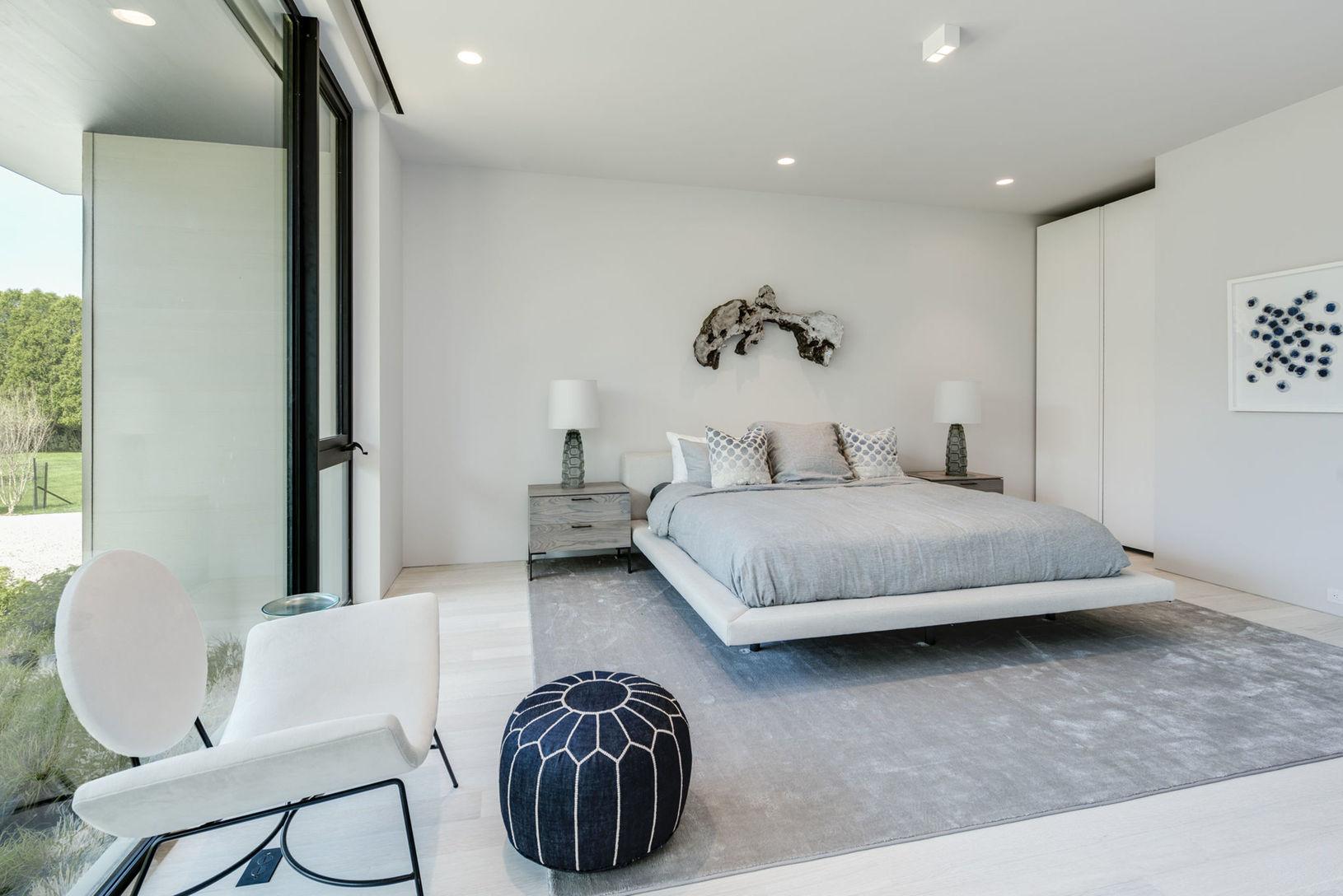 ВИП ремонт спальни в особняке