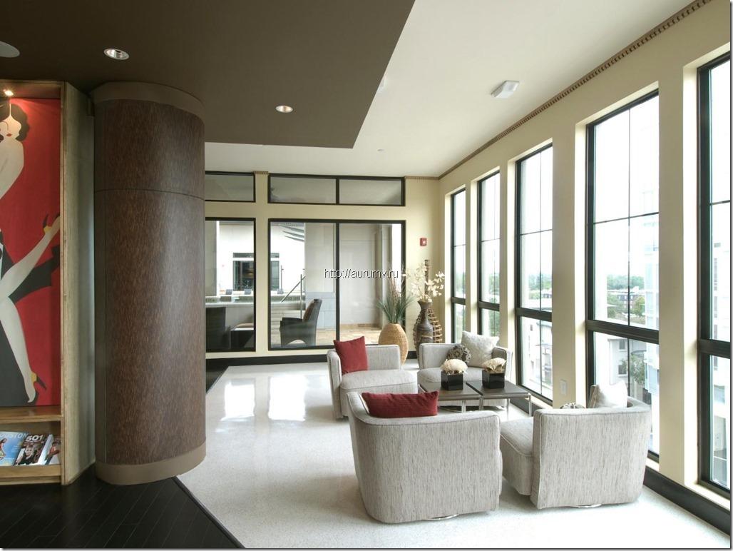 фото: элитный ремонт квартиры в новостройке