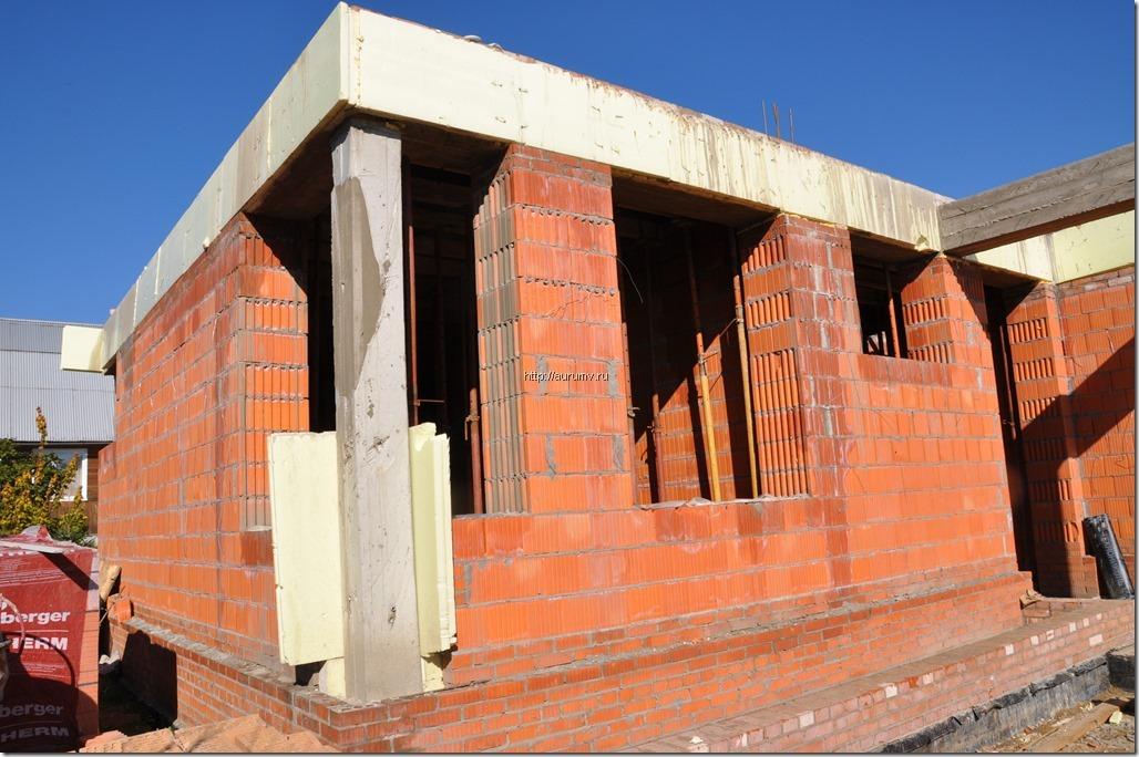Процесс строительства каркасно-монолитных домов в Новой Москве