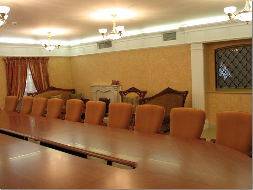 фото элитной отделки офиса