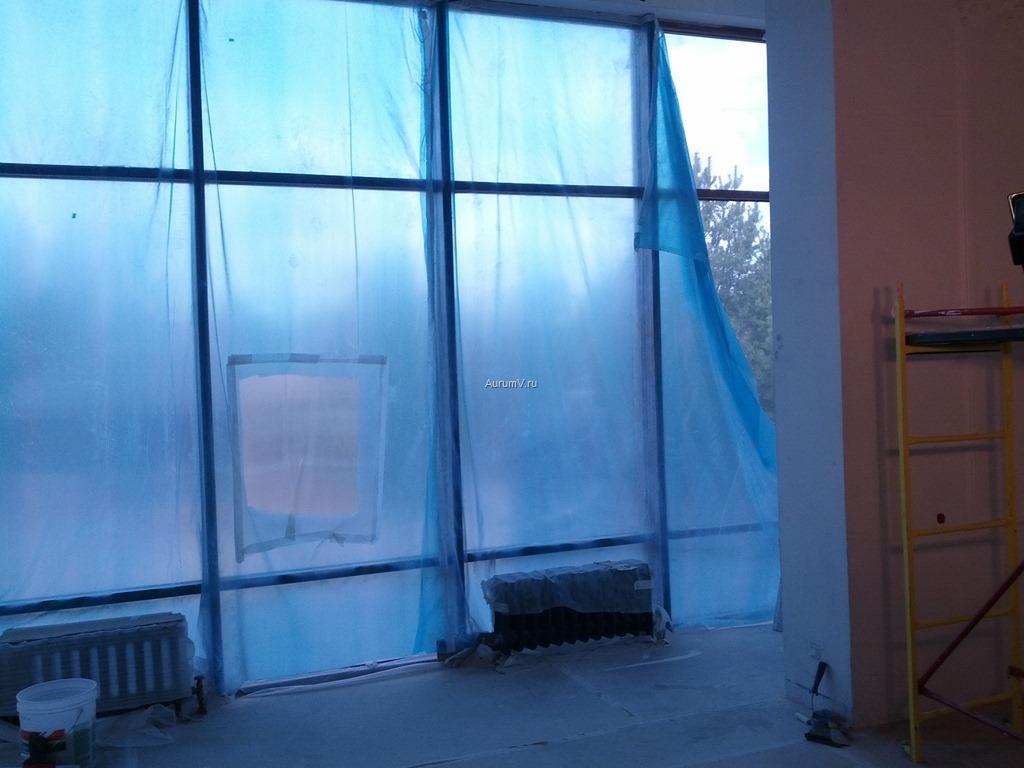 Фото процесса внутренней отделки домов Москва
