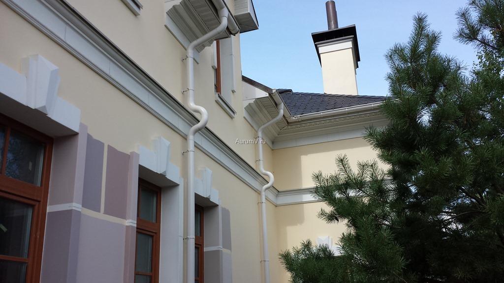 Строительство коттеджей цена в Москве