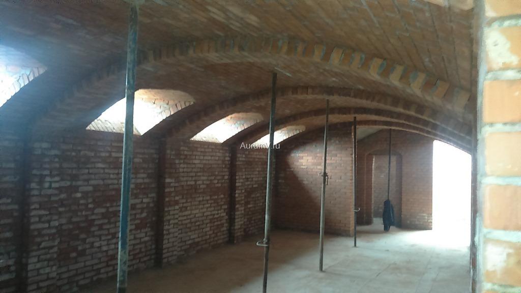 Строительство домов- кладка сводчатых потолков